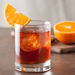Golden Ratios: The Negroni
